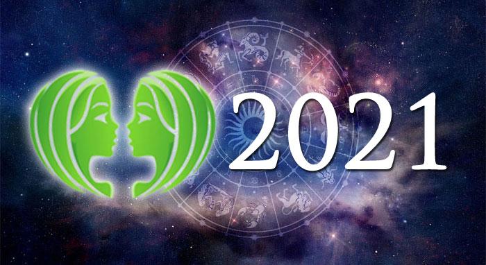 Gémeaux 2021 horoscope
