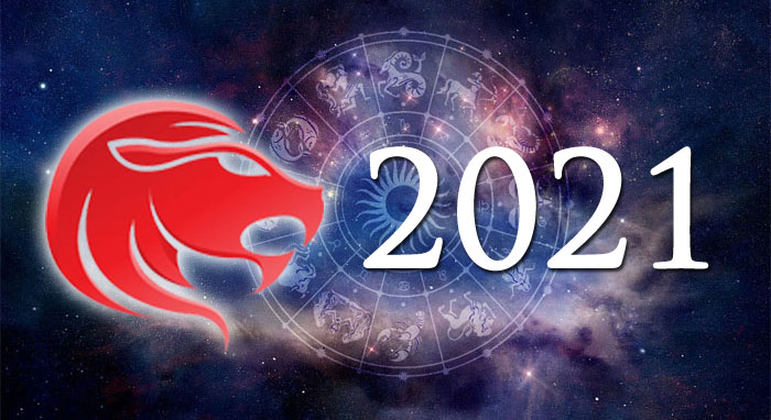 Lion 2021 horoscope