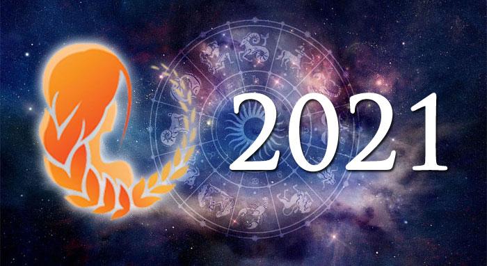 Vierge 2021 horoscope