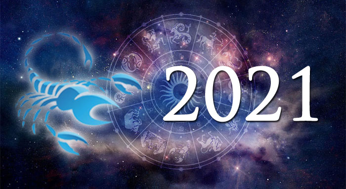 Scorpion 2021 horoscope