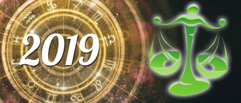 Balance 2019 horoscope