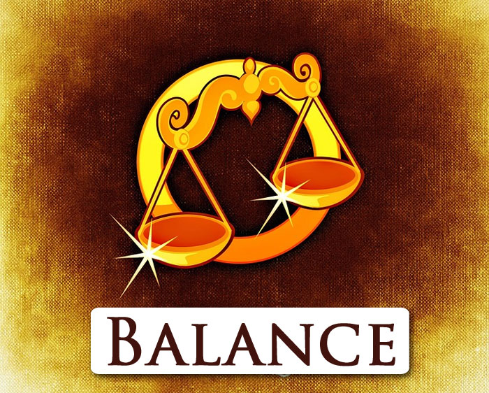 8 octobre signe du zodiaque Balance