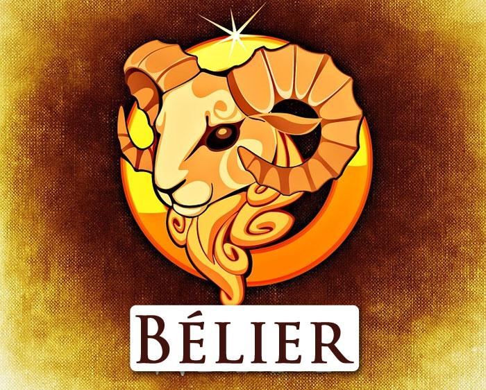 25 mars  signe du zodiaque Belier