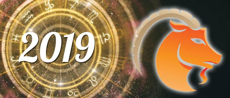 Capricorne 2019 horoscope
