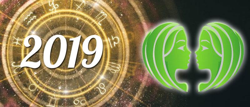 Gémeaux 2019 horoscope
