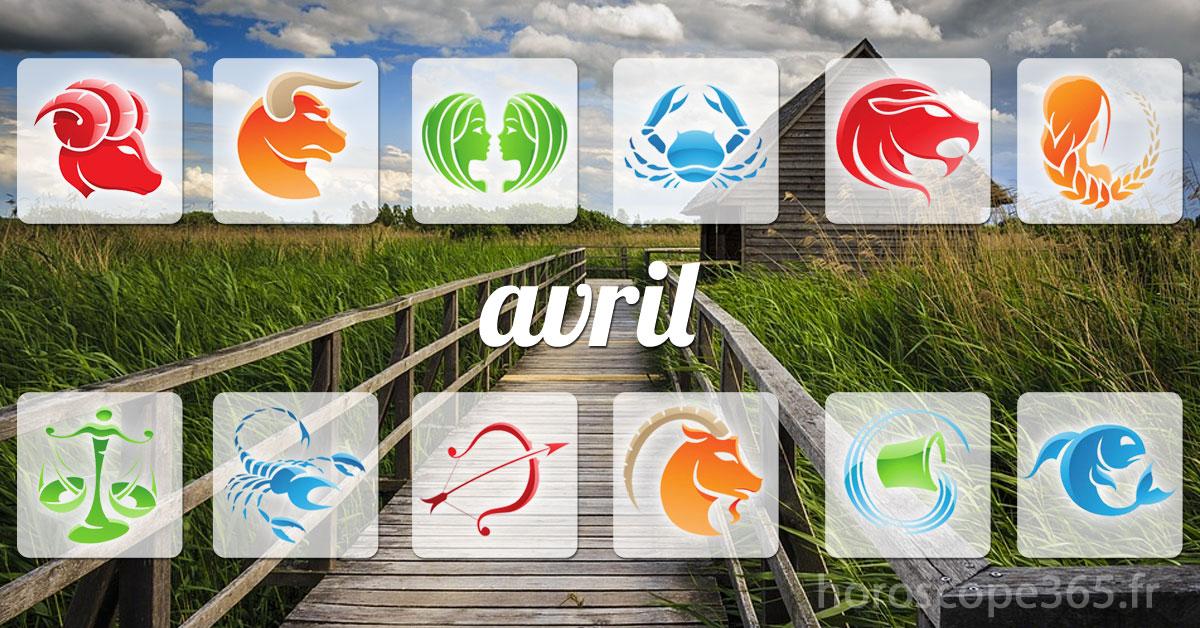 Avril 2020 horoscope