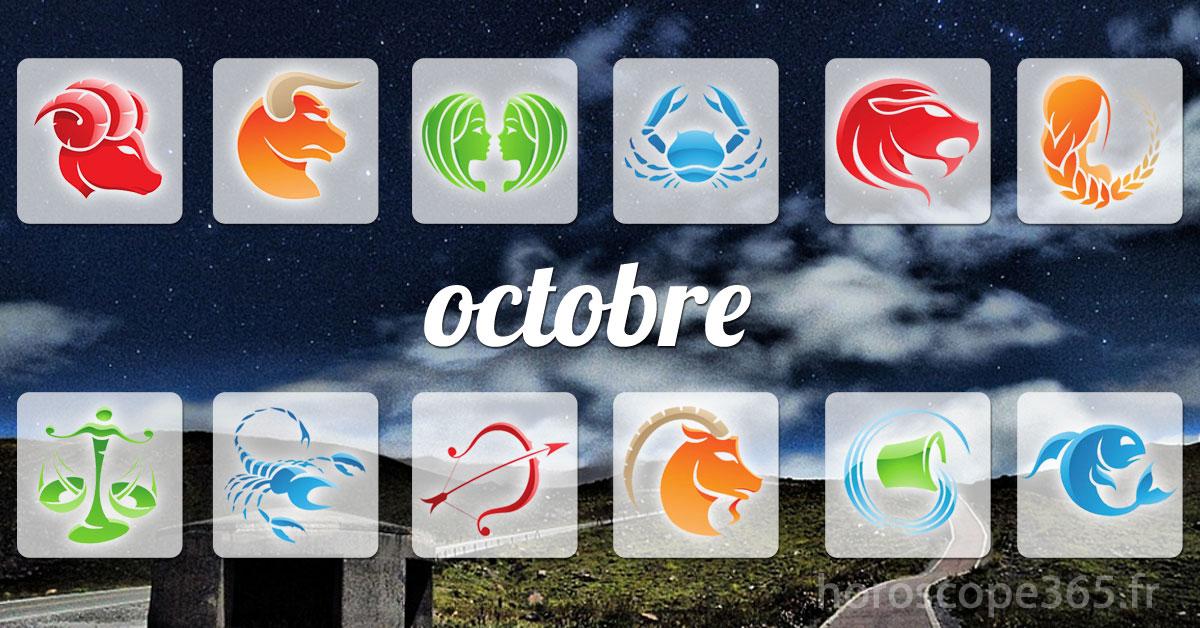 octobre 2021 horoscope