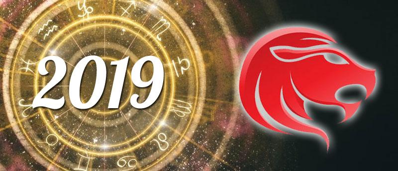 Lion 2019 horoscope