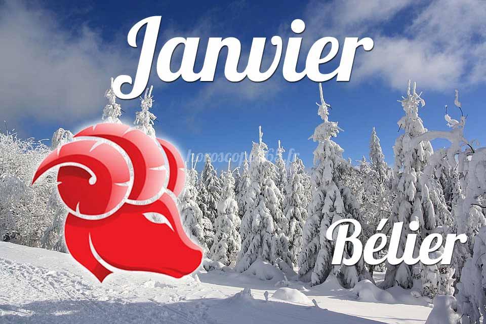 Bélier horoscope Janvier