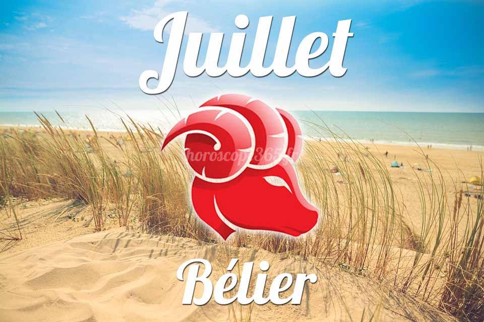 Bélier horoscope Juillet