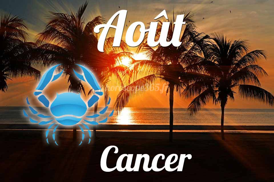 Cancer aout 2019