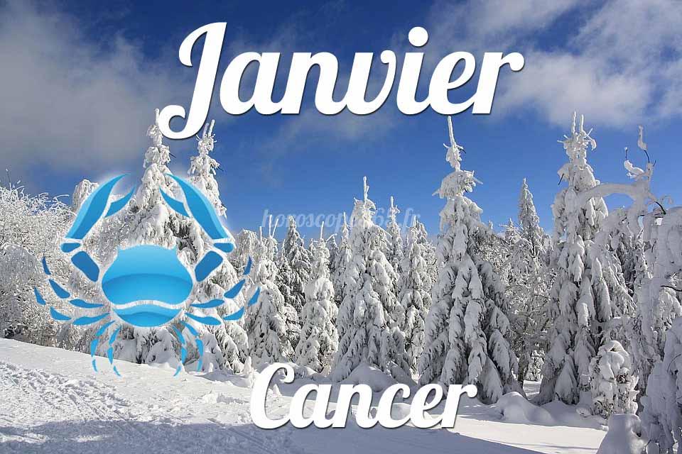 Cancer janvier 2019