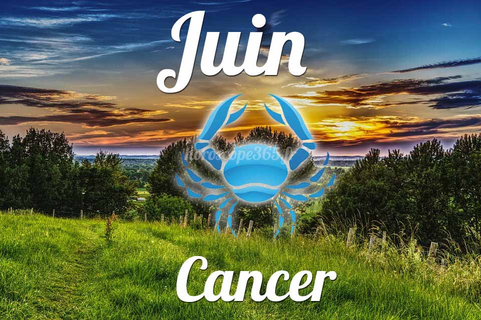 Cancer juin 2019
