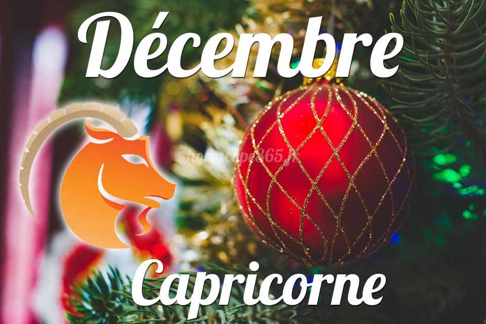 Capricorne Décembre 2020