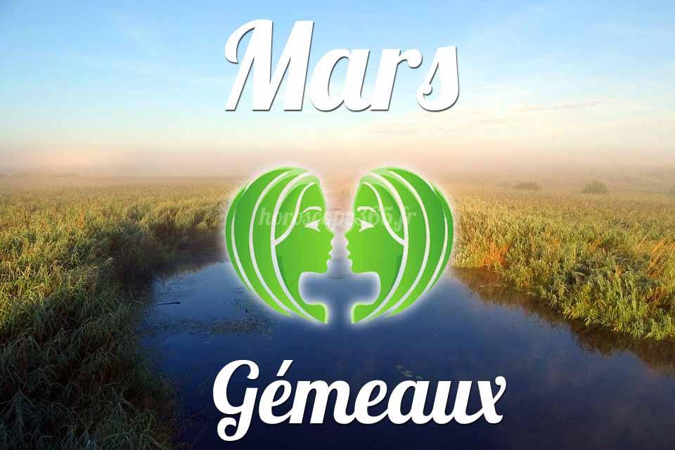 Gémeaux Mars 2020