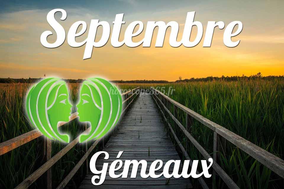Gémeaux Septembre 2020