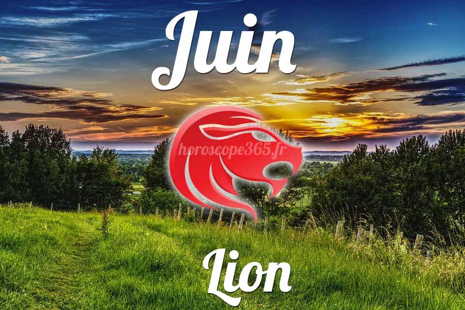 Lion Juin 2020