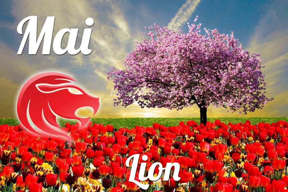 Lion horoscope mai