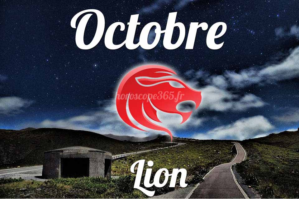 Lion horoscope octobre