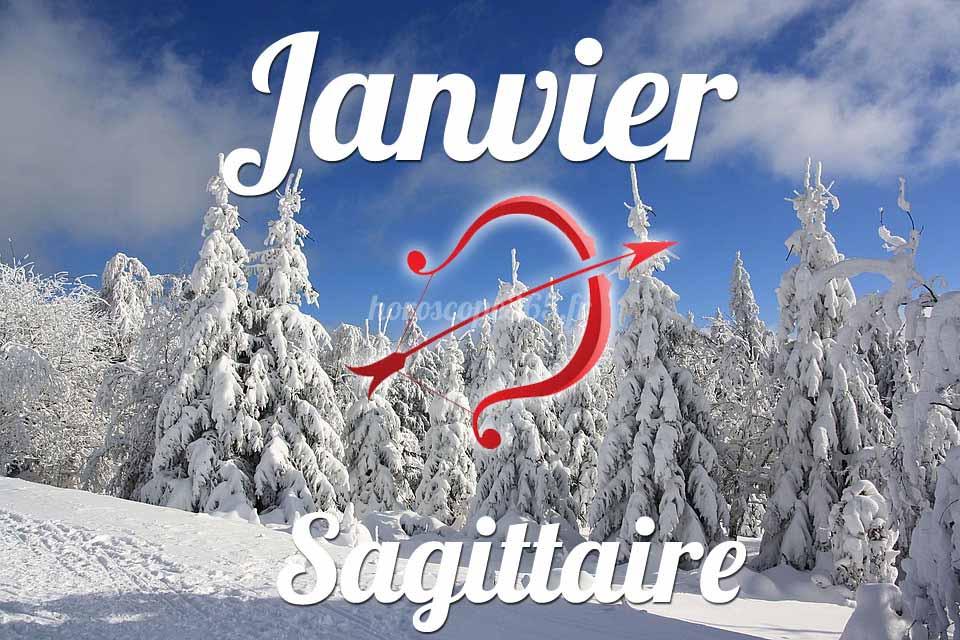 Sagittaire Janvier 2020