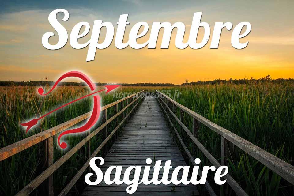 Sagittaire Septembre 2020