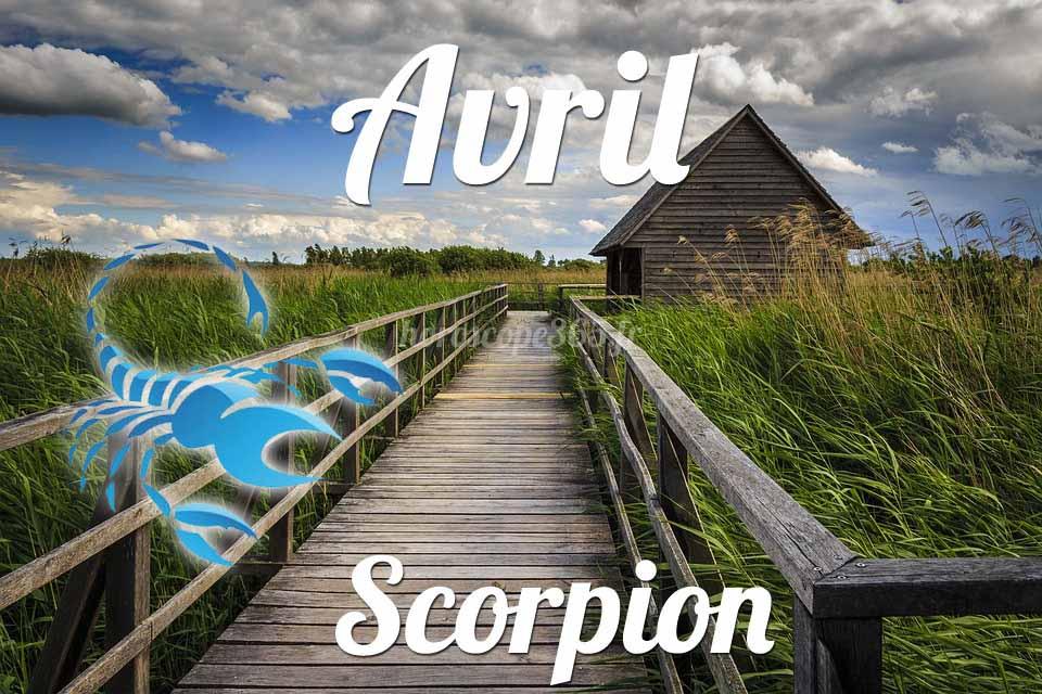 Scorpion avril 2019