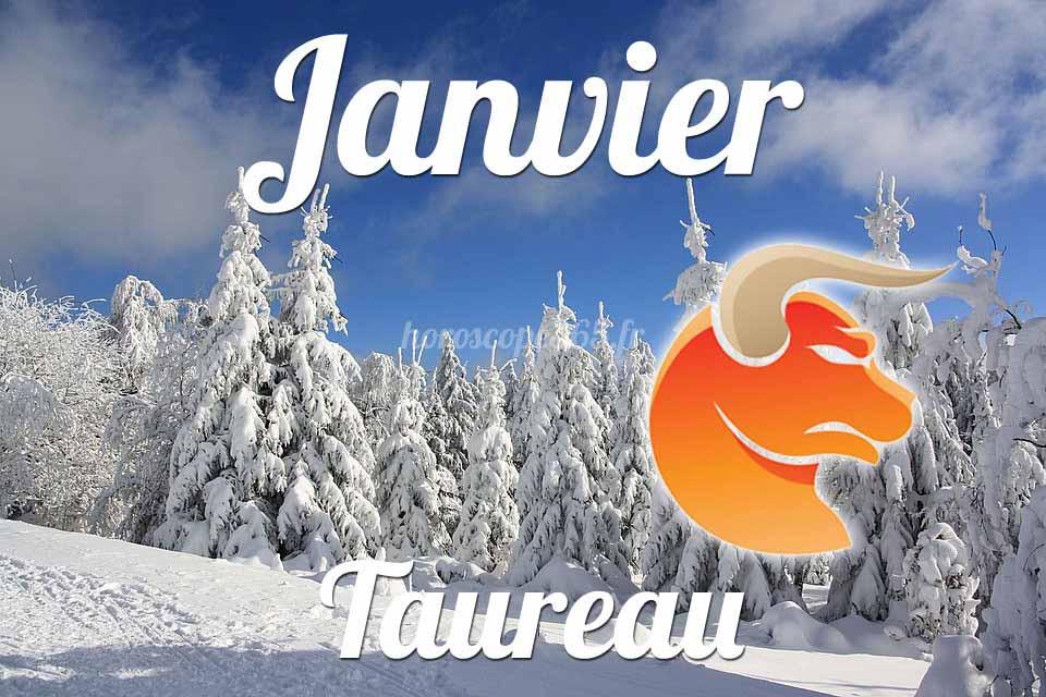 Taureau Janvier 2020