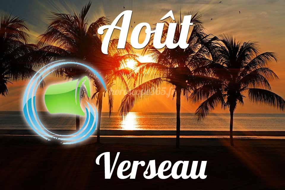 Verseau aout 2019