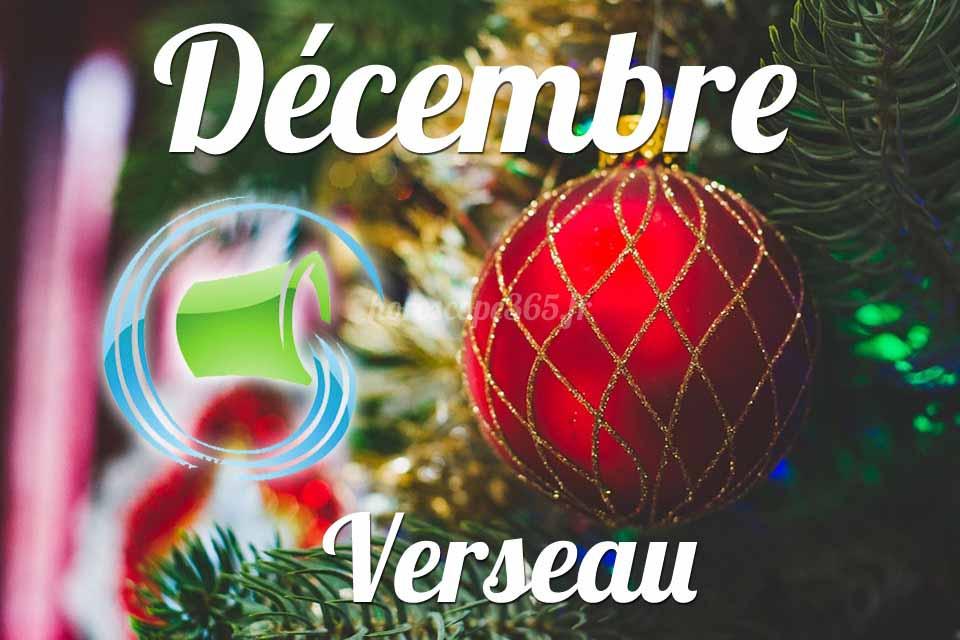 Verseau horoscope decembre