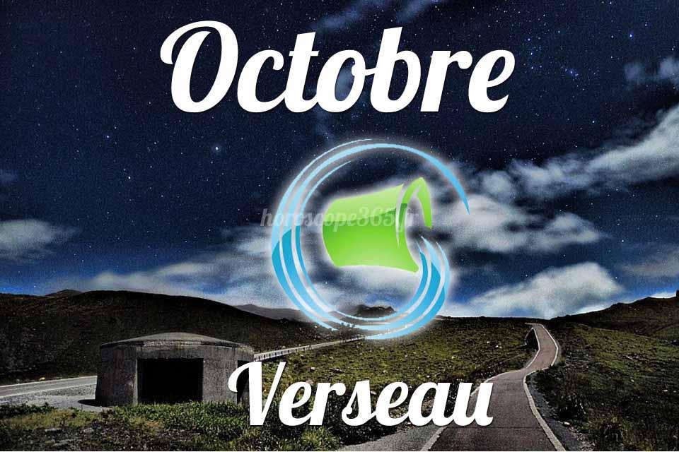 Verseau horoscope Octobre