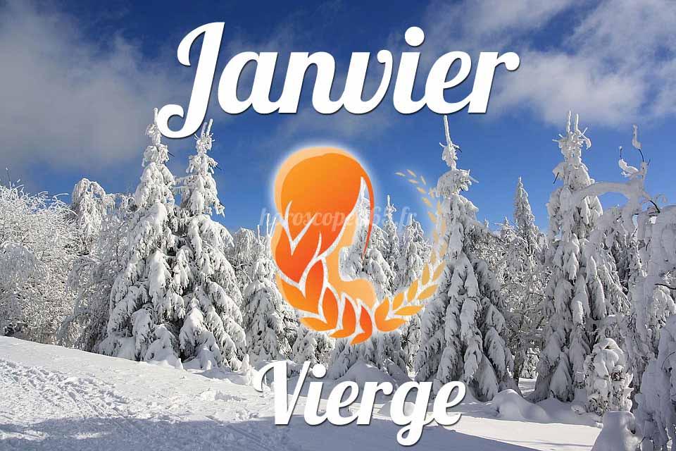 Vierge Janvier 2020