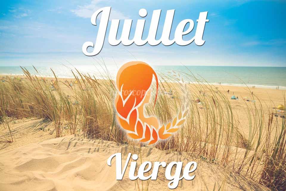 Vierge horoscope Juillet