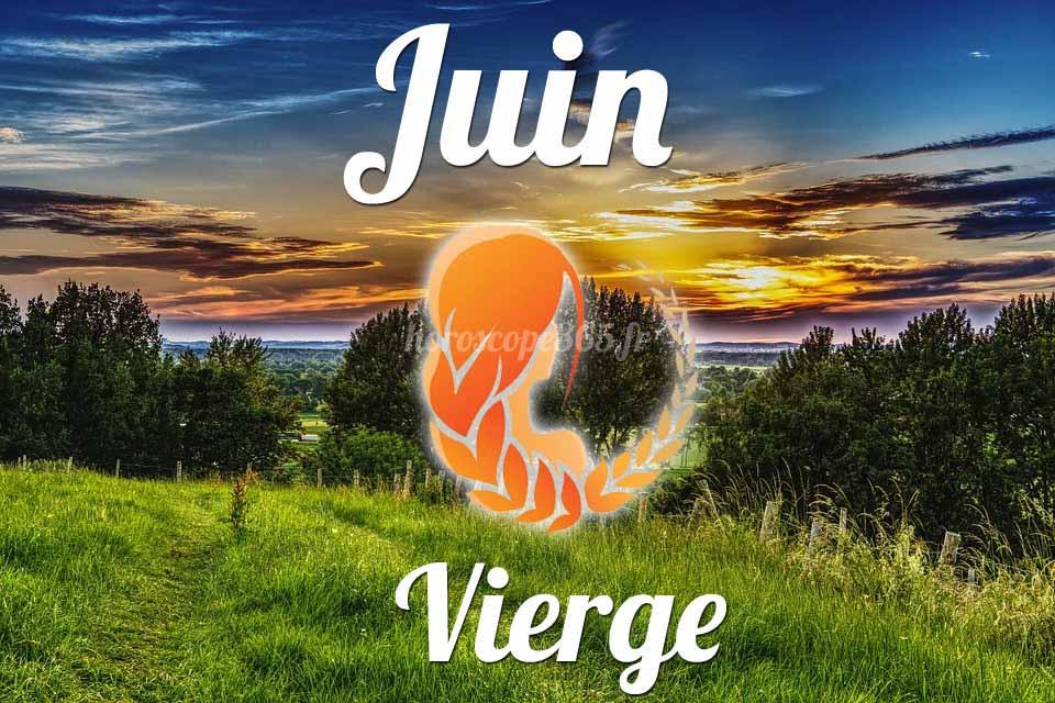 Vierge horoscope juin
