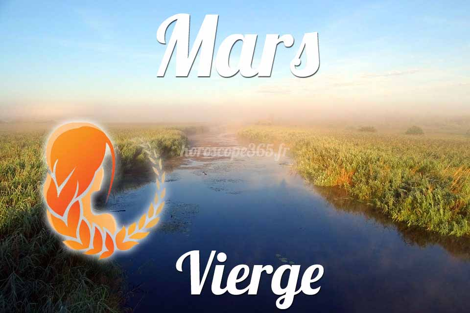Vierge Mars 2020