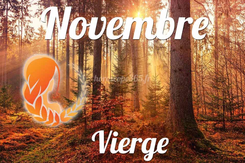 Vierge Novembre 2020