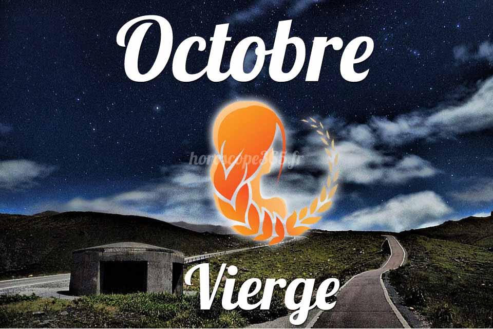 Vierge Octobre 2020