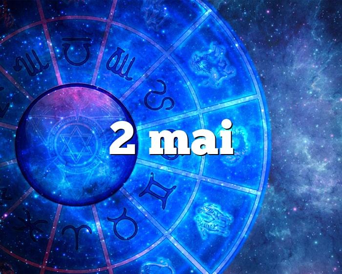 2 mai