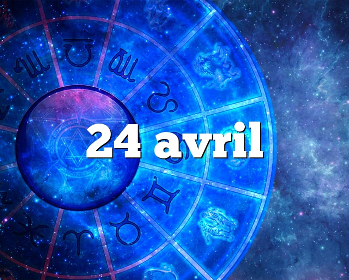 24 avril