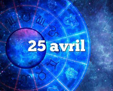 25 avril
