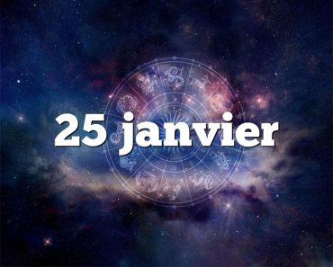 25 janvier