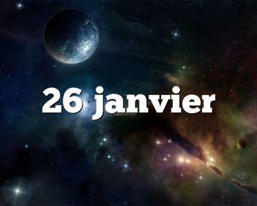 26 janvier