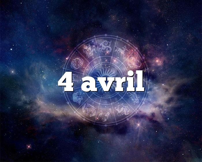 4 avril