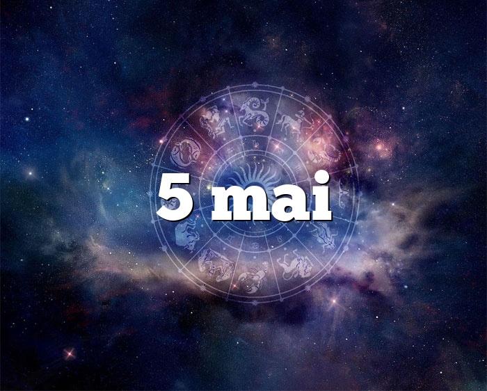 5 mai