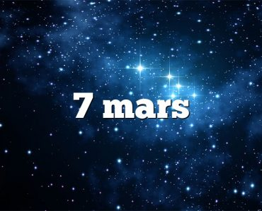 7 mars