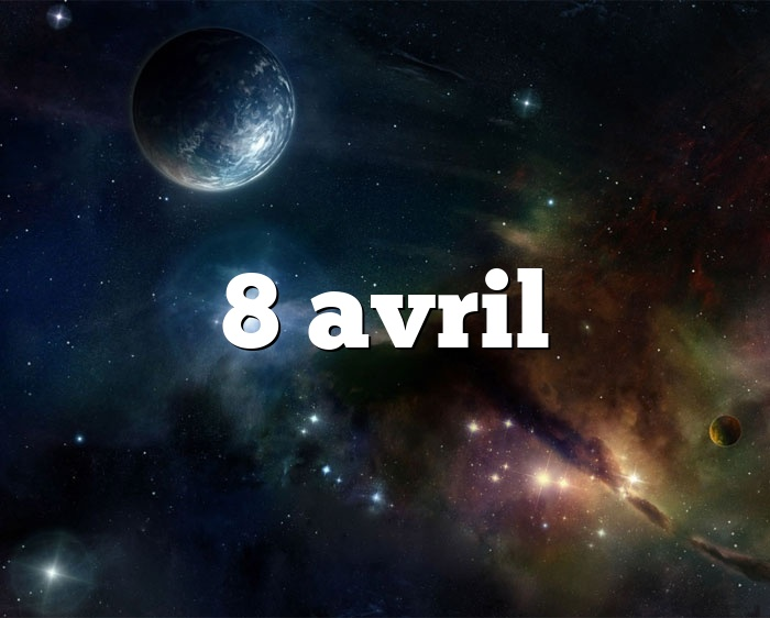 8 avril