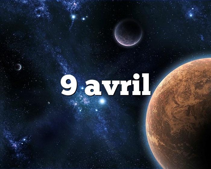 9 avril