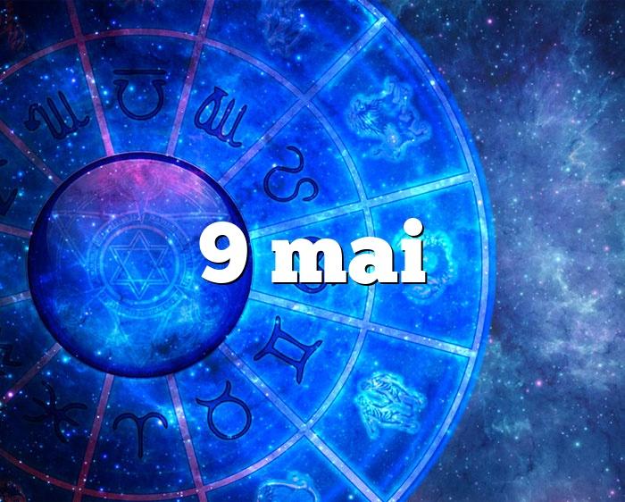 9 mai