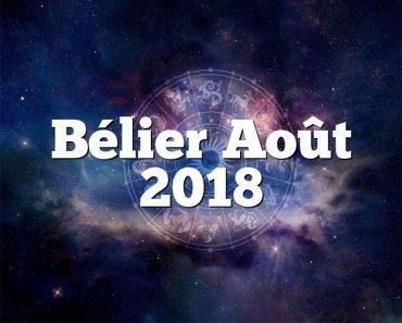 Bélier Août 2018