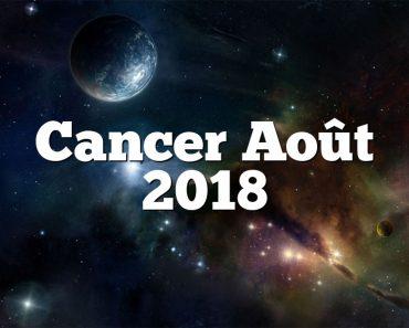 Cancer Août 2018