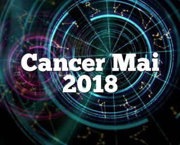Cancer Mai 2018